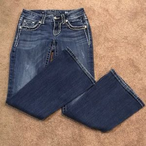 Miss Me Jeans Flare. JE5014F43R. Great condition!!